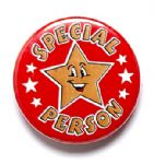 Special Person School Badge